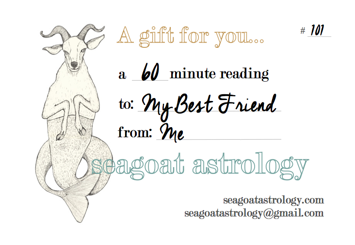 Seagoat Gift Certificate Image